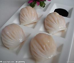 港式水晶虾饺的做法