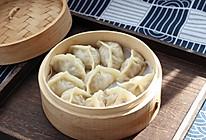 #人人能开小吃店# 萝卜丝猪肉蒸饺的做法