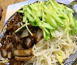 #餐桌上的春日限定#韩式炸酱面的做法