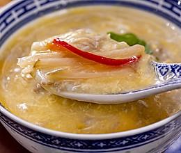 鸡肉糁汤   热乎养胃的做法