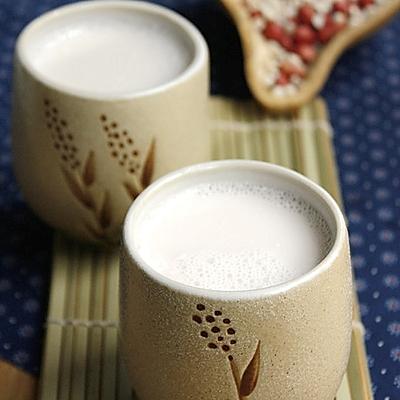 花生薏米浆