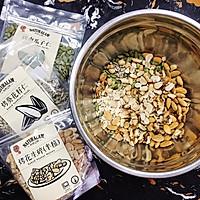 椰子油烤燕麦片的做法图解1