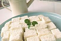 椰丝牛奶小方块(椰奶冻)的做法
