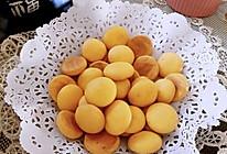 速成|15分钟烤箱蛋黄饼干,孩子们特别喜欢的小零食!的做法