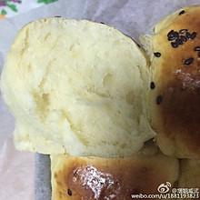 酸奶乳酪面包~有面包机就会更方便~