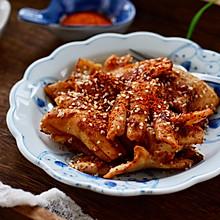 #今天吃什么#铁板鱿鱼(炒锅版)