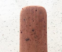 红豆沙奶油冰棍的做法