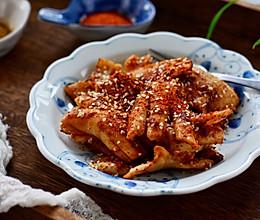 #今天吃什么#铁板鱿鱼(炒锅版)的做法