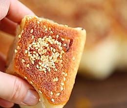 脆底蛋黄肉松小面包的做法