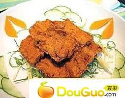 脆豆腐干的做法