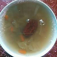 红枣银耳汤的做法图解1