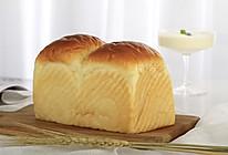 奶香四溢的酸奶吐司面包,百吃不厌!的做法