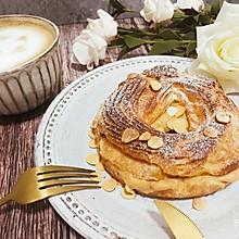 法式车轮泡芙巴黎布雷特斯#kitchenaid的美食故事#