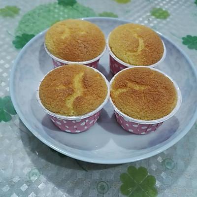 全蛋酸奶杯子蛋糕