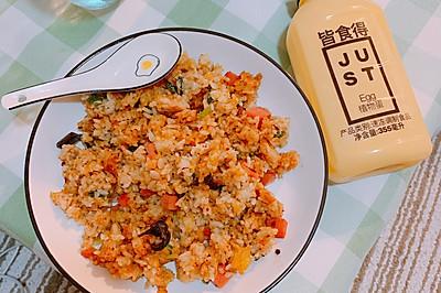 牛肉酱蛋炒饭