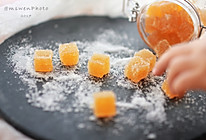 儿时的记忆,天然橙汁软糖的做法