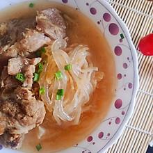 #美食视频挑战赛# 东北酸菜炖排骨