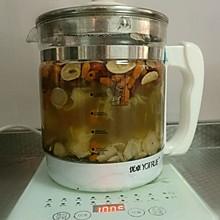 西洋参养心茶