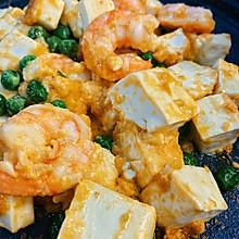 米饭杀手 虾仁蟹黄豆腐