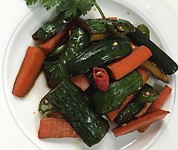 腌制黄瓜萝卜的做法