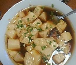 豆腐肉丝汤的做法