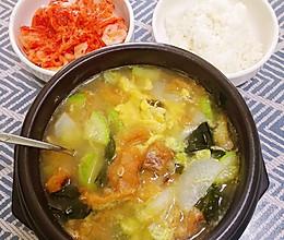 明太鱼汤的做法