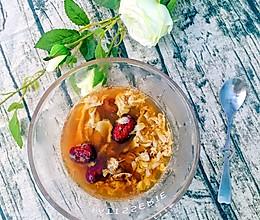 红枣桂圆鸡蛋甜汤#每道菜都是一台食光机#的做法