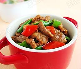 青椒炒鸭肉的做法