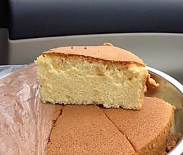 原味戚风蛋糕(18L和32L烤箱,8寸圆模)的做法