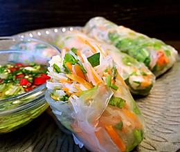 食指大动!胃口大开| 越南鲜虾春卷的做法