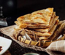 自制早餐|酥香家常烙饼的做法