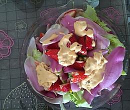 凉拌玉兰花的做法
