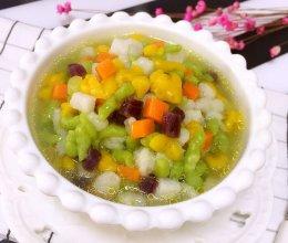 蔬菜疙瘩汤的做法
