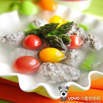 丁香鱼丸汤