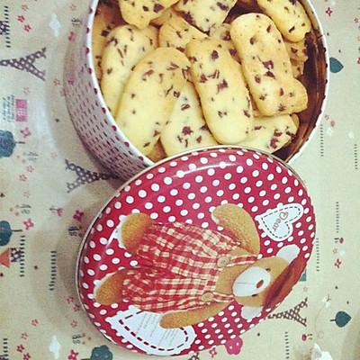蔓越莓饼干(大陆版小熊饼干)