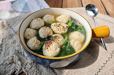 低脂山药鸡肉丸子❗️减重主食代餐❗️好吃不长胖