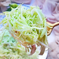 香醋沙拉拌甘蓝#硬核菜谱制作人#的做法图解6