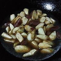 #菁选酱油试用之焖烧茭白的做法图解9