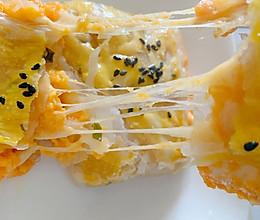 超好吃的红薯芝士派简单到你想不到的做法