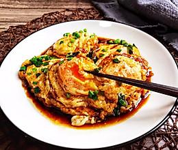 #憋在家里吃什么#你拥有的食材,做你会爱上的美味~红烧荷包蛋的做法