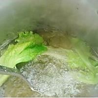 蚝油生菜  的做法图解2