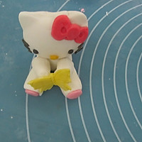 HOLLETKITY粉色双层翻糖蛋糕#九阳烘焙剧场#的做法图解37