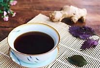小姨妈凉茶:紫苏薄荷姜茶的做法