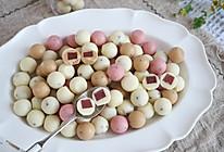 网红甜品❗️巧克力酸奶山楂球❗️在家轻松get的做法