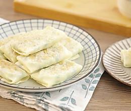 饺子薄饼【孔老师教做菜】的做法