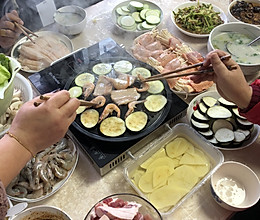 #憋在家里吃什么#自制烤肉的做法