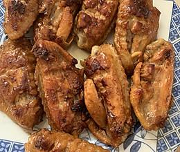 电饼铛版烤鸡翅,外酥里嫩,谁做都好吃的做法