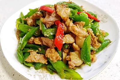 湖南家常菜頭牌辣椒炒肉
