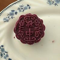 紫薯月饼的做法图解5