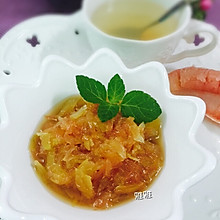 #东菱云智能面包机#柚子酱